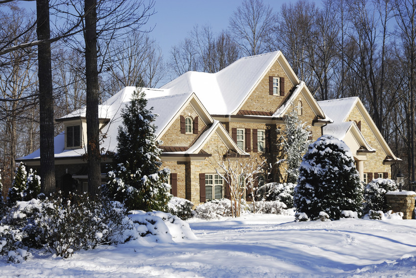 sell your home in winter